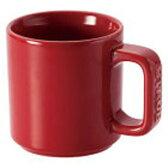 ストウブ staub セラミック マグカップ 2ヶ組 チェリー 40511−114 RSTD102