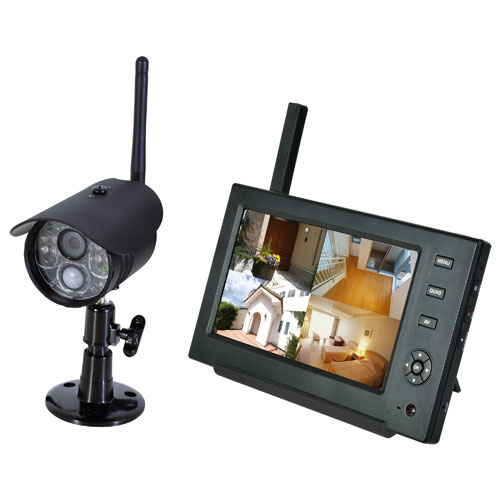 日動工業 ワイヤレスモニタリングカメラ WSC-W03MOW-1P【smtb-u】:Webby