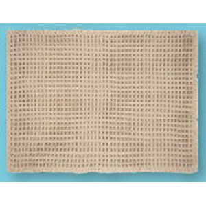 ワッフルバスマット(Ag+銀イオン抗菌加工付) 約45×60cm