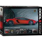 Eurographics 1000ピース ジグソーパズル ユーログラフィックス 正規品 Lamborghini Aventador LP750-4 6000-0871