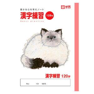 サクラクレパス 学習帳 漢字 120字 NP55