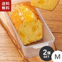 【あす楽】【送料無料】【まとめ買い】セラベイク パウンドケーキ M 2個セット K-94230 耐熱