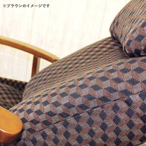 【送料無料】コイズミファニテック楽座リクライニングチェアF-typeピンクKSC-964PK【smtb-u】