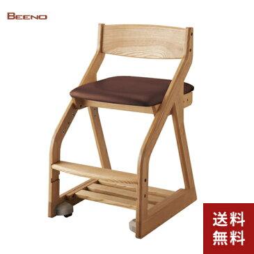 【送料無料】【12月中旬以降入荷予定】コイズミファニテック 木製チェア ビーノ BDC-38NSMB ▲▲【BEENO イス 学習椅子】