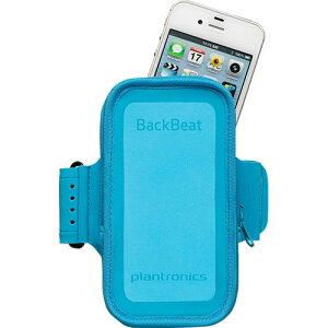 【送料無料】PlantronicsBackBeatfitワイヤレスヘッドフォン+マイクブルーBackBeatfit-B【smtb-u】