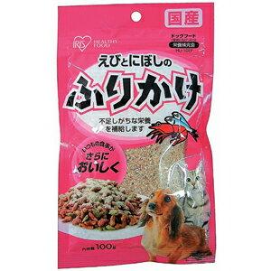 アイリスオーヤマ えび&煮干のふりかけ パウチタイプ HU-10EP ◇◇