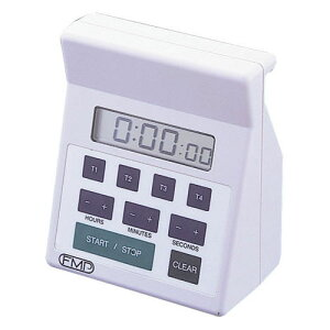 【送料無料】4chデジタルキッチンタイマー151−7500BTI40
