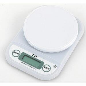 【5400円以上お買い上げで送料無料】貝印 デジタルキッチンスケール 1kg DL-9003