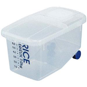スケーター 防虫米びつ DRB10 10kg用 ベーシック 65102 1095900
