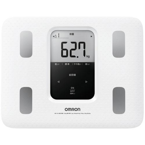 身体測定器・医療計測器, 体重計・体脂肪計・体組成計  HBF-220-W