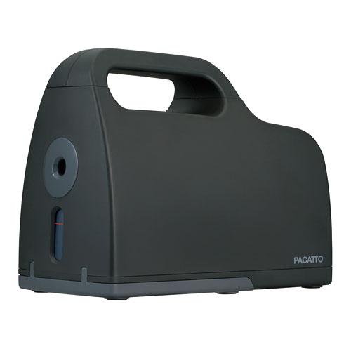 ナカバヤシ 充電式シャープナー パカット ブラック NEK-101-BK