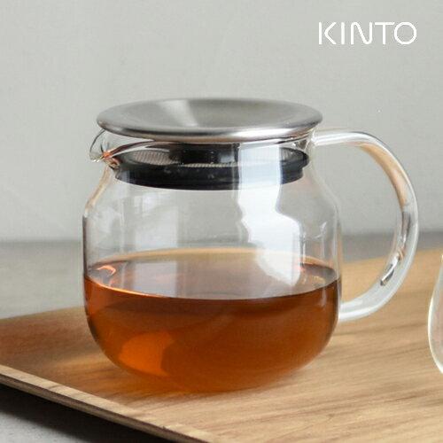 KINTO キントー ワンタッチ ティーポット 8684 450ml ST PTI9207