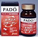 【送料無料】PADO(パド)セラミド・コラーゲン180粒×2個【smtb-k】【ky】