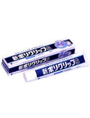 【5000円(税別)以上で送料無料】強くかんでもはずれにくいクリームタイプ!新ポリグリップS 40g