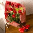 誕生日 シンフォニー(お祝い用赤バラギフト花束) 誕生日プレ