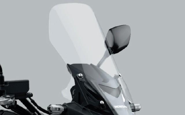 外装パーツ, スクリーン HONDA NC750X