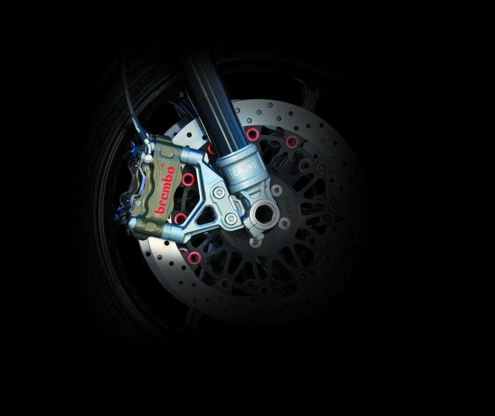 サスペンション, フロントフォーク NITRO RACING OHLINS RWU ExM 1100