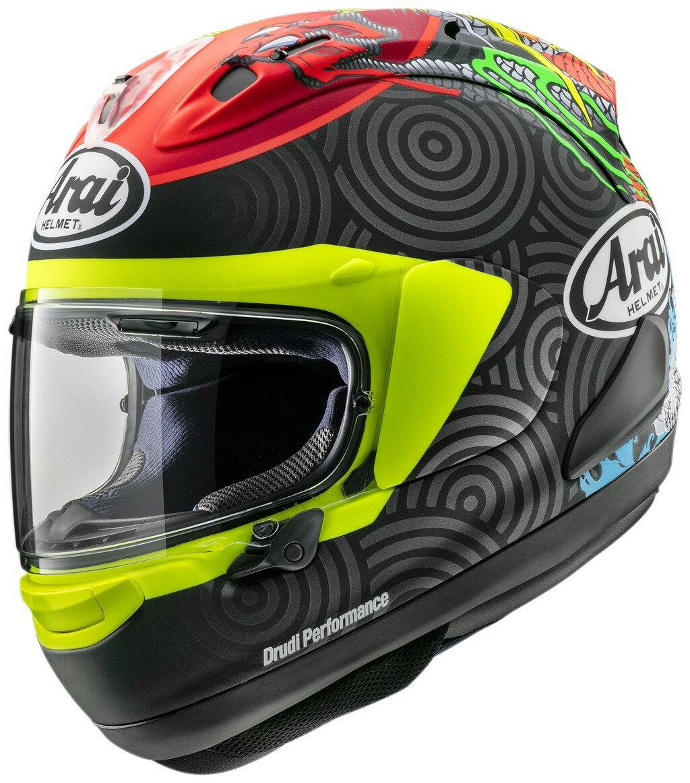 バイク用品, ヘルメット Arai RX-7X TATSUKI M(57-58cm)