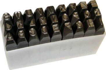 トラスコ中山 工業用品 TRUSCO 英字刻印セット 16mm