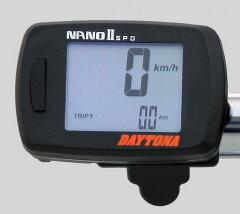 【メーター・インジケーター関係】DAYTONA デイトナ NANO2スピードメーター