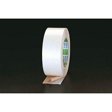 ESCO エスコ 接着剤・テープ類・梱包資材 25mmx15m両面テープ(カーペット用)