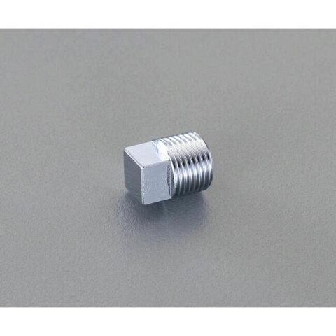 ESCO エスコ その他の工具 R3/4 給水管用プラグ(クロムメッキ)