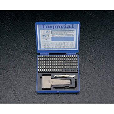 ESCO エスコ その他の工具 3mm刻印セット[英・数字]