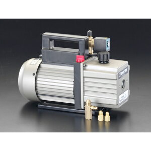 ESCO エスコ その他の工具 140L電磁弁付真空ポンプ
