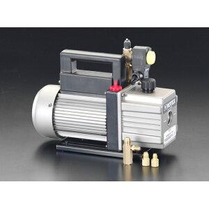 ESCO エスコ その他の工具 87L電磁弁付真空ポンプ