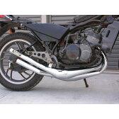 ミズノモーター 【ゼス】RZ250/350用 オリジナルチャンバー タイプ:メッキタイプ RZ250 RZ350