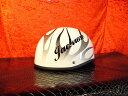 KOTANI MOTORS コタニモータース 半帽タイプヘルメット GRITTER グリッター ハーフヘルメット ホワイト