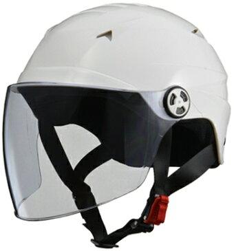 【在庫あり】【イベント開催中!】 LEAD工業 リード工業 半帽タイプヘルメット SERIO RE-40 開閉シールド付きハーフヘルメット