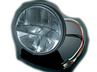 7インチ:LEDヘッドライト