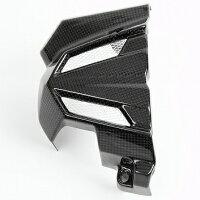 NINJA250[ニンジャ250]Z250汎用外装部品・ドレスアップパーツSSKエスエスケースプロケットカバードライカーボン平織り艶あり