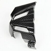 NINJA250[ニンジャ250]Z250汎用外装部品・ドレスアップパーツSSKエスエスケースプロケットカバードライカーボン綾織り艶あり