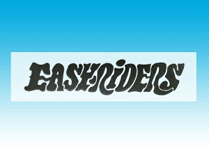 EASYRIDERS イージーライダース ステッカー・デカール オリジナルロゴステッカー ビッグ
