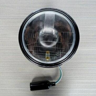 ミズノモーター MIZUNO MOTOR ヘッドライト本体・ライトリム/ケース 【ゼス】 RZ250/350用 ヘッドライト RZ250 RZ350