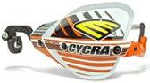 【セール特価!】CYCRA サイクラ C.R.M.ハンドガードフルキットファクトリーエディション カラー:レッド ハンドルタイプ:テーパーバー用