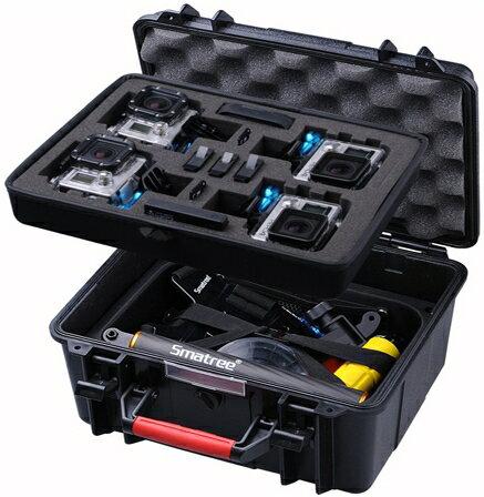 オンボードカメラ GoPro ゴープロ Smacase(スマケース) GA-700 カメラ4台収納(GoPro専用ハードケー...