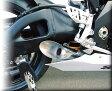 HOT BODIES RACING ホットボディーズ レーシング メガホンスリップオンマフラー ブラック塗装無 GSX-R1000