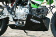 【在庫あり】【イベント開催中!】 STRIKER ストライカーレーシング FRPアンダーカウル KSR110