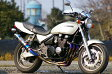 MotoGear モトギア プリズムフルエキゾーストマフラー特別仕様 ZEPHYR400χ [ゼファー]