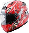 Arai アライ フルフェイスヘルメット QUANTUM-J Eternal [クアンタム-J エターナル レッド] ヘルメット サイズ:XL(61-62cm)