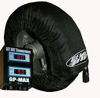 GETHOTゲットホットその他タイヤ関連用品タイヤウォーマーGP-MAXセンターレザーカラー:ブルー