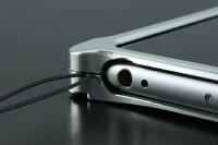GILDdesignギルドデザインスマートフォンケースソリッドバンパーforiPhone6/SPlusグレー