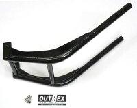 OUTEXアウテックスサブフレームリフトスタンド用アンダーフレームカラー:ブラックアルマイト701SUPERMOTO