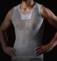 【ROUGH&ROAD】【ラフ&ロード】【アンダー・インナーウェア】【MILLETドライナミックメッシュ3/4スリーブクルー】【サイズ:L-XL(胸囲90/104ウエスト78/96cm)】