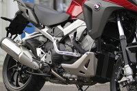 TSRテクニカルスポーツレーシングガード・スライダーアルミエンジンガードセットVFR800Xクロスランナー