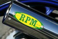 【RPM】【】【】【スリップオンマフラー】【RPMスリップオンマフラー】【YZF-R25】