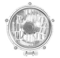 【セール特価!】RSDRolandSandsDesignローランドサンズヘッドライト本体・ライトリム/ケースCHRONOヘッドライト(クロム)